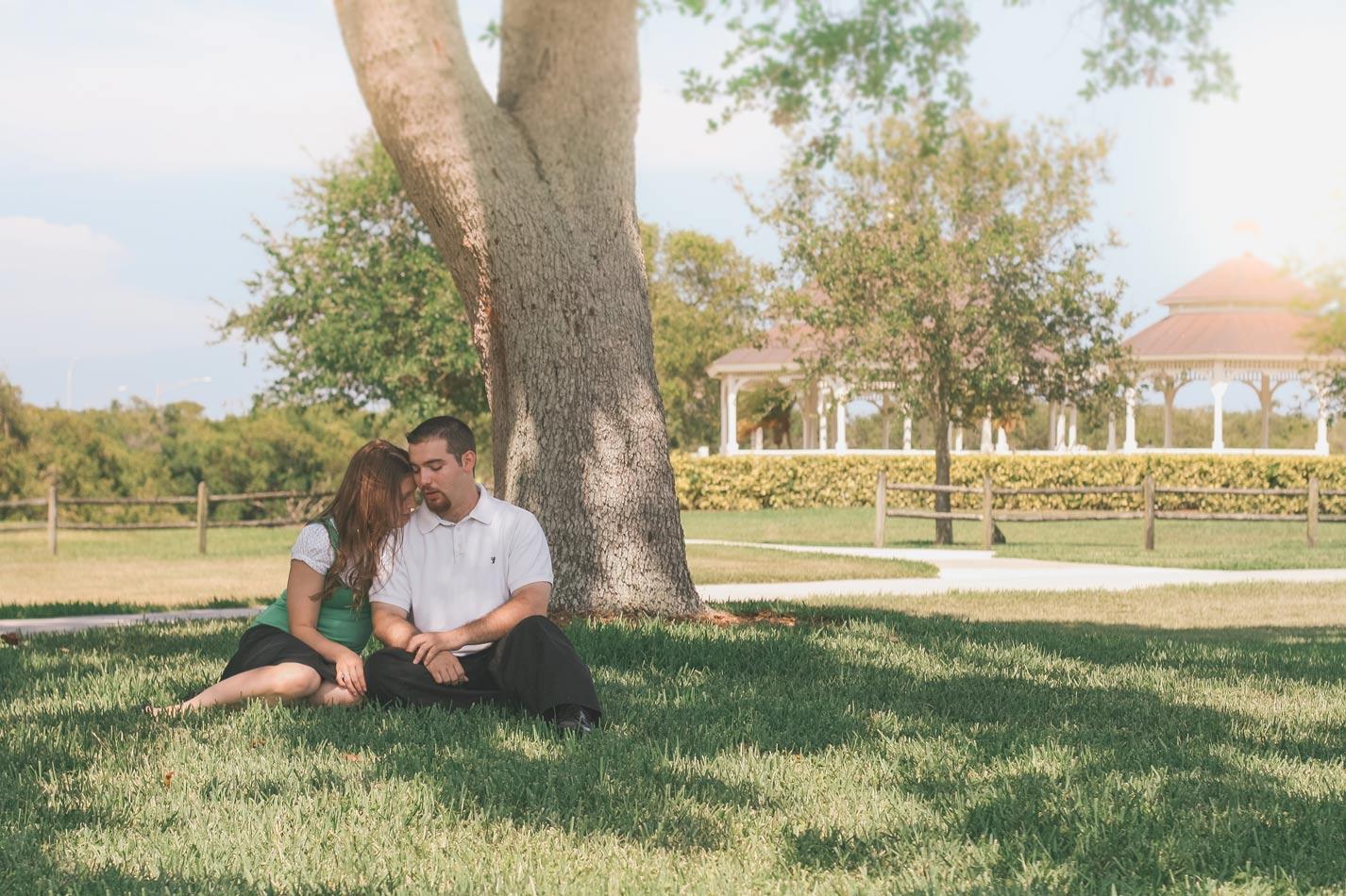 Engagement Vero Beach Florida