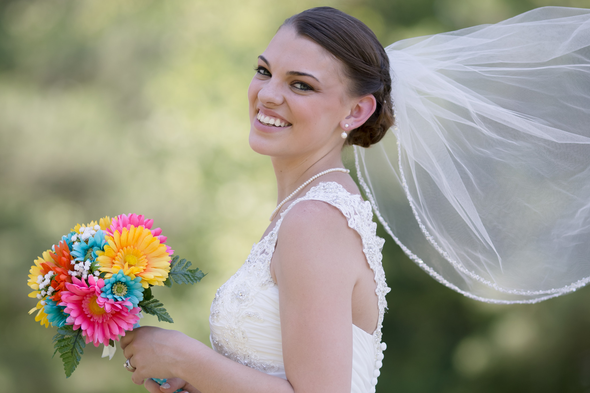 Cypress Point Virginia Beach Wedding Bride