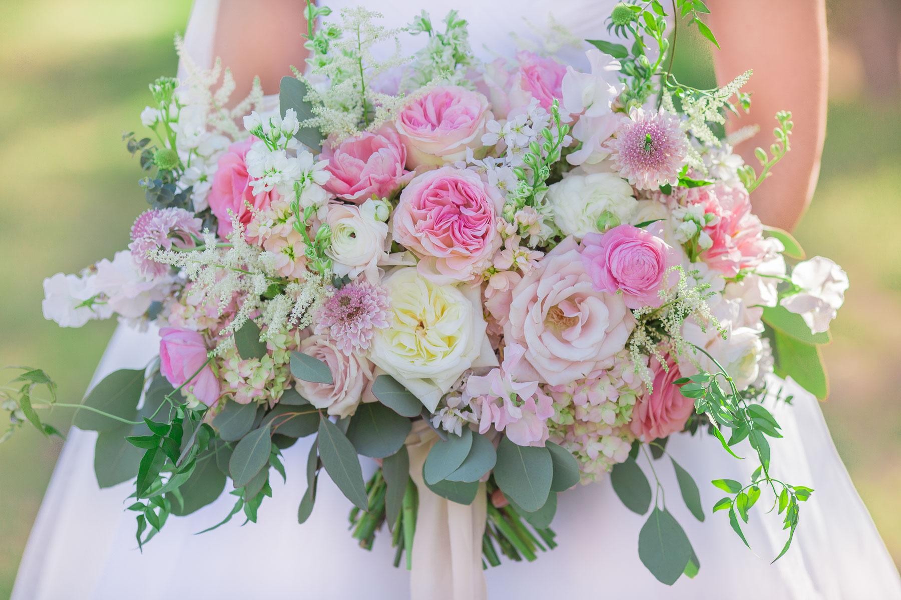 Virginia Beach Wedding Bouquets