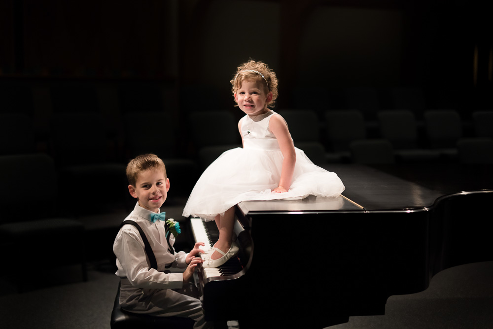 children portrait piano