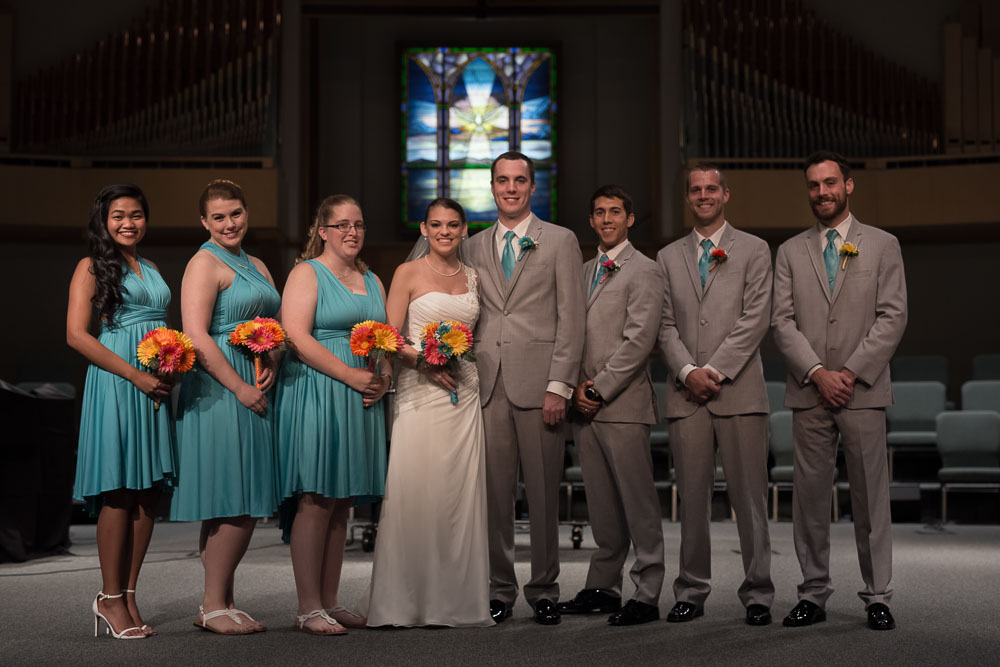 Thalia Baptist Church Wedding Ceremony