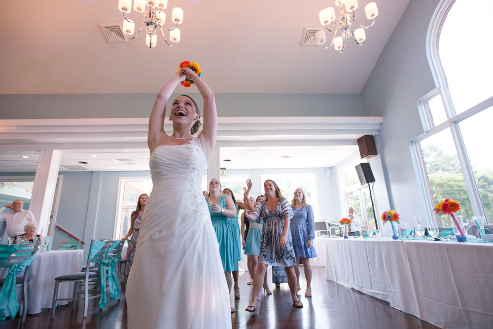 Cypress Point Country Club Wedding Venue Virginia Beach