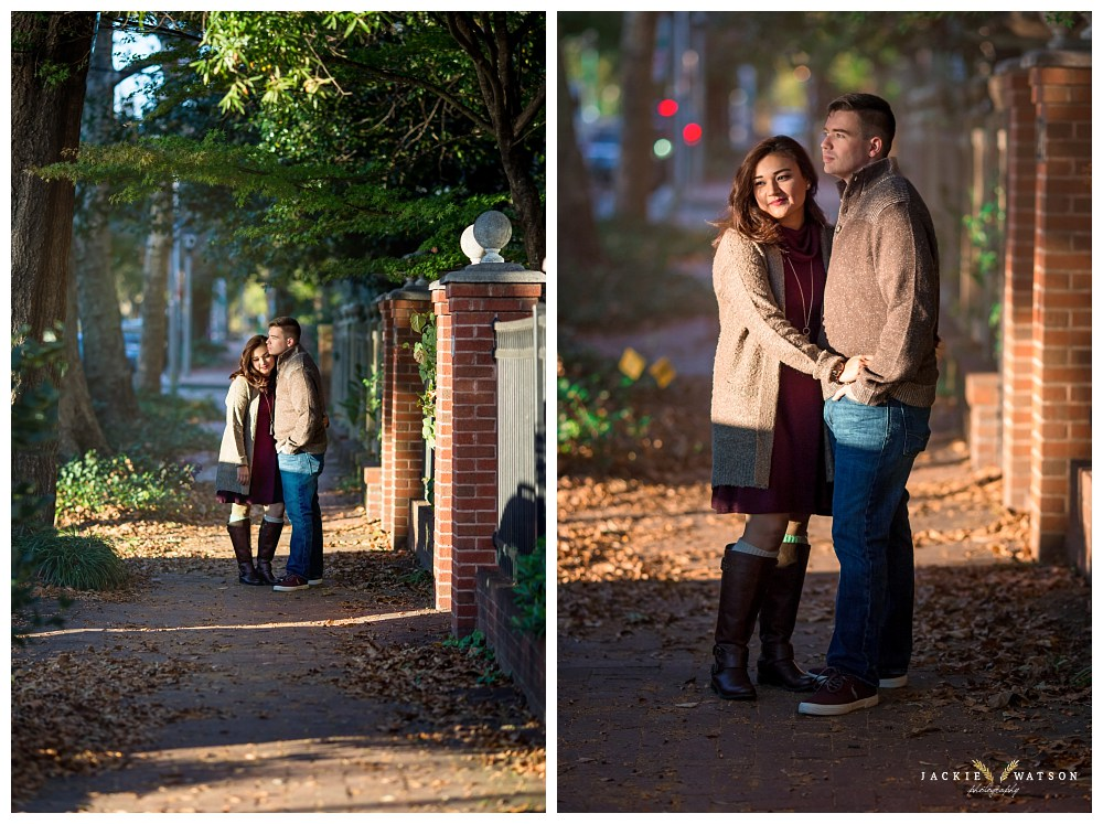 Freemason Norfolk Engagement Couples Session