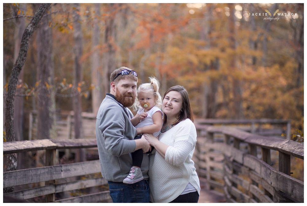 First Landing Family Portraits in Fall