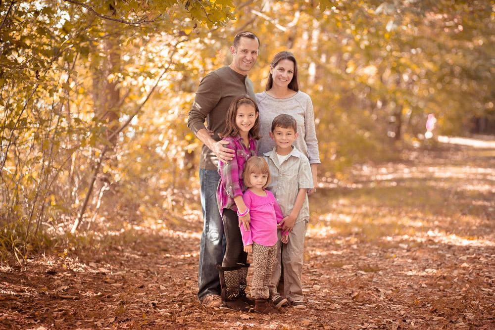 Oak Grove Park Family Portraits Chesapeake