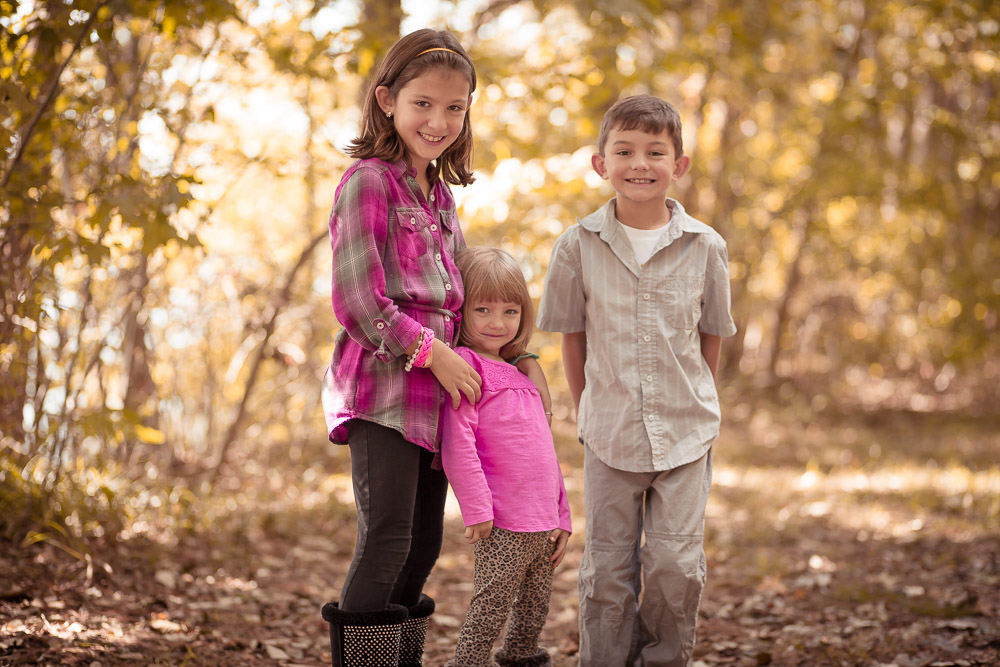 Oak Grove Park Family Portraits