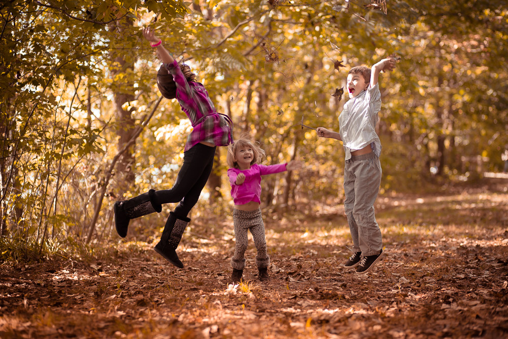 Best places for Fall Family Portraits in Hampton Roads