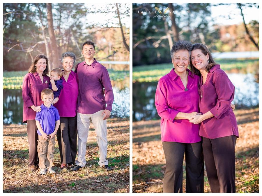 LGBT Family Portraits Virginia Beach