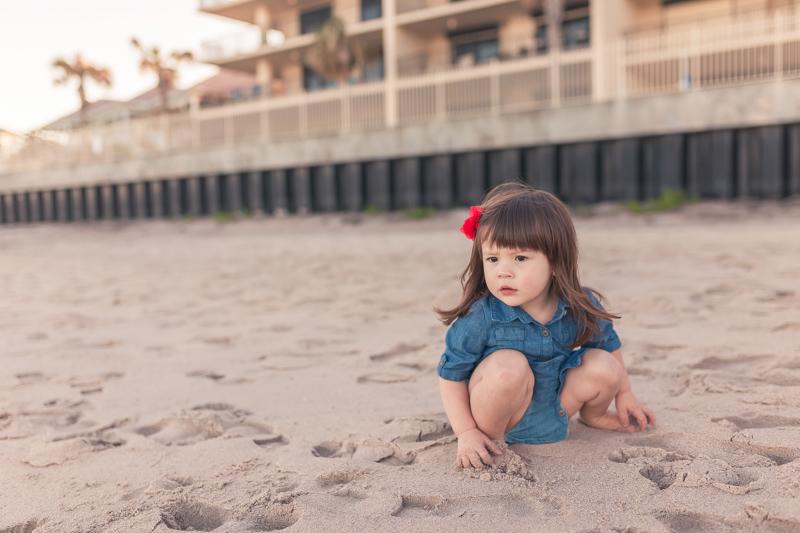 vero beach sunset family photos